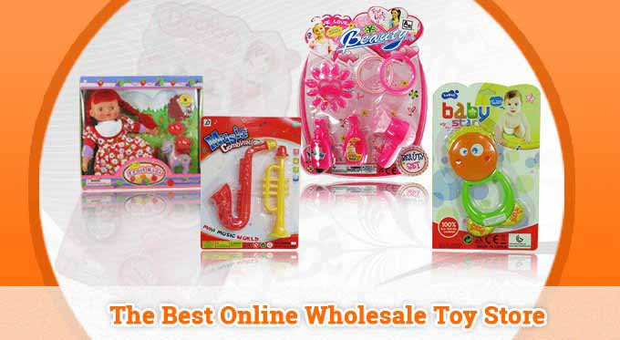 Wholesale Toys from Artoy Trading